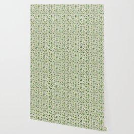 Happy Frogs Wallpaper