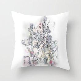 DIE BRUCKE Throw Pillow