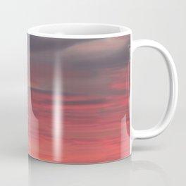 Pink Feathers Coffee Mug
