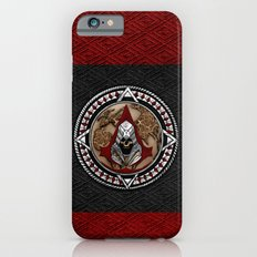 Aztec Assassin's Pirates Flag iPhone 4 4s 5 5c 6, pillow case, mugs and tshirt iPhone 6s Slim Case