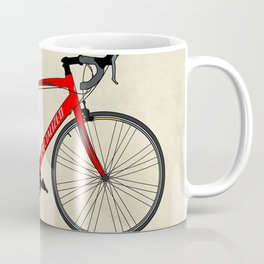 Specialized Racing Road Bike Coffee Mug