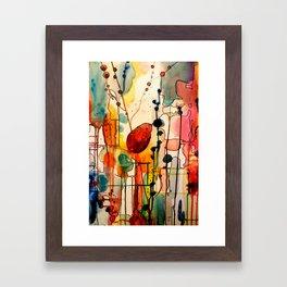 le troubadour Framed Art Print
