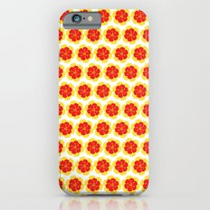 Bright Spring Floral Slim Case iPhone 6s