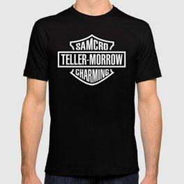 SAMCRO Teller-Morrow of Charming (Sons of Anarchy / Harley-Davidson) T-shirt