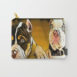 Pit Bull Models: Chance & Owen 01-01 Carry-All Pouch