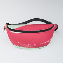 watermelon collage Fanny Pack