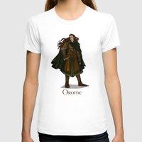valar morghulis T-shirts featuring Orome by wolfanita