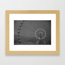 J'aime Mon Amour Framed Art Print