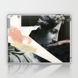 Untitled (Painted Composition 3) Laptop & iPad Skin
