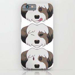Fun Havanese Dog iPhone Case