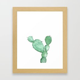 Cactus #2 Framed Art Print