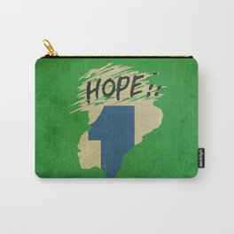 Hope!! (time machine ) Carry-All Pouch