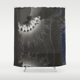 Wormling Concord Flowers  ID:16165-022225-08511 Shower Curtain
