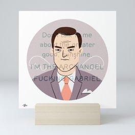 Gabriel Mini Art Print