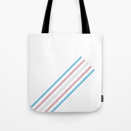 Transcend: On the Rise Tote Bag