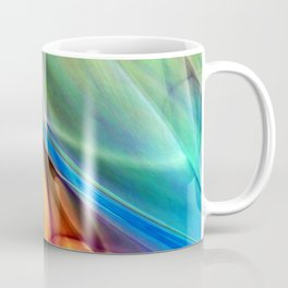 multicolored abstract no. 52 Coffee Mug
