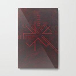 ach golgotha Metal Print