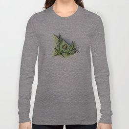 frog by the water Long Sleeve T-shirt