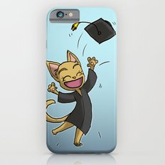 Graduate Cat iPhone 6s Slim Case