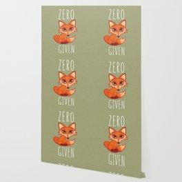 Zero Fox Given Wallpaper