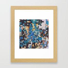 MŪET Framed Art Print