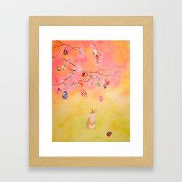 Easter 2012 Framed Art Print