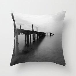 sea5 Throw Pillow