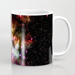 Tarantula Nebula Astral Fireworks Coffee Mug