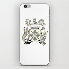 Heraldry Arms Medieval iPhone Skin
