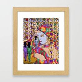 Hold me ~ Framed Art Print