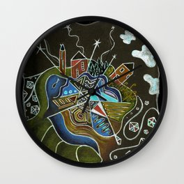 Take Five  Wall Clock