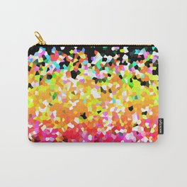 Mosaic Sparkley Texture G225 Carry-All Pouch