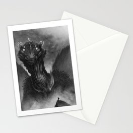 The Dragon of the Valley Stationery Cards