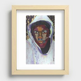The Tribute Series-Trayvon Martin Recessed Framed Print