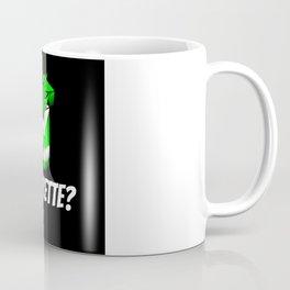 Marijuana cigarette funny design Coffee Mug