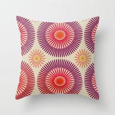 multisolar Throw Pillow