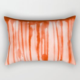 Blood Stain Rectangular Pillow