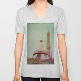 Bohemia of Paris Unisex V-Neck