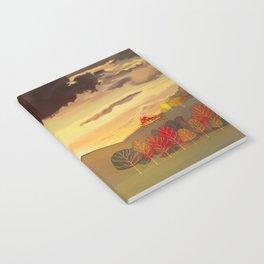 Gold field Notebook