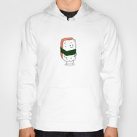nori Hoodies featuring Foods Of The World: Japan by Studio14
