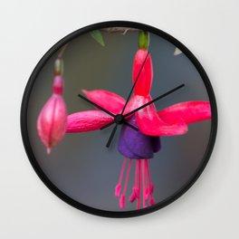 Brinco de noiva Wall Clock