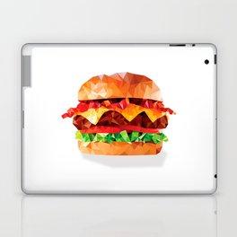 Geometric Bacon Cheeseburger Laptop & iPad Skin