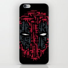Merc Arsenal iPhone & iPod Skin