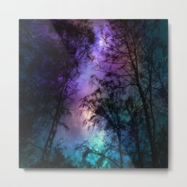 Night sky 1 Metal Print