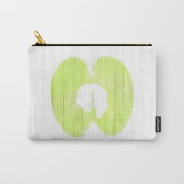 Apple Wood Carry-All Pouch