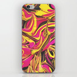 HOLD UP iPhone Skin