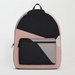 Elegant & colorful geometric Backpack