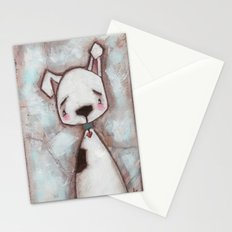 Dog  - by Diane Duda Stationery Cards