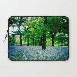 Violet Fields 2 Laptop Sleeve