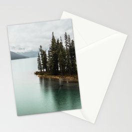 Landscape Photography Maligne Lake Stationery Cards